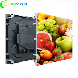 Interior Exterior HD LED Display Super Light Ultra Slim Smart Installation Rental